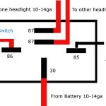 Why And How To Relay Headlights   Youtube   5 Pin Relay Wiring Diagram Driving Lights