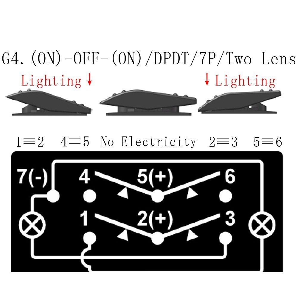Winch Switch Wiring Question - Polaris Rzr Forum - Rzr Forums - 7 Pin Rocker Switch Wiring Diagram