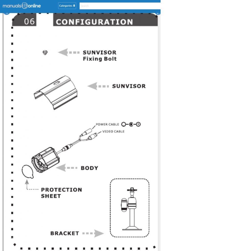 Swann N3960 Wiring Diagram Manual Guide