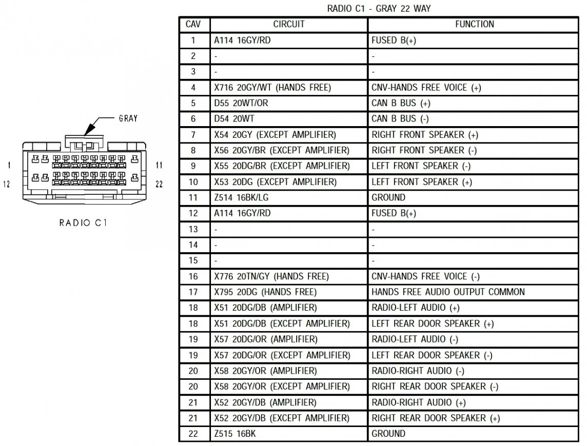 Wire Harness Diagram Kenwood Kdc 210U | Manual E-Books - Kenwood Kdc-210U Wiring Diagram