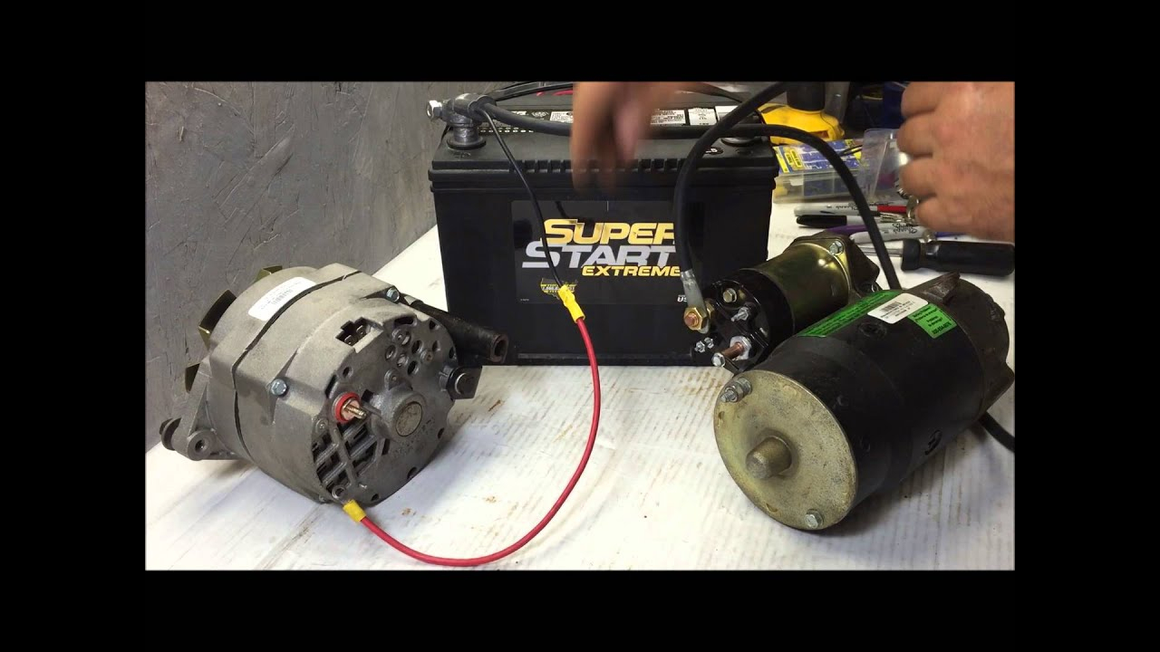 Wiring 76 Chevy 350 Alternator | Wiring Diagram - Chevy 350 Alternator Wiring Diagram
