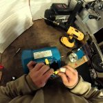 Wiring A 3 Phase Motor 230 Volt . Getting It Ready To Connect To A   Wiring Diagram For 230V Single Phase Motor