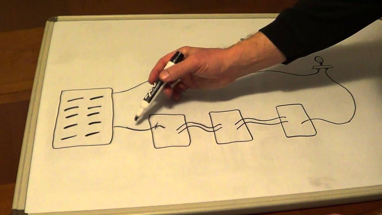 Wiring A 4 Way Switch - 4 Way Switch Diagram - Four Way Switch - 4-Way Switch Wiring Diagram