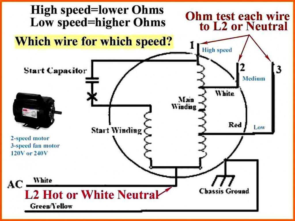 Ac Condenser Fan Motor Wiring Diagram Manual Guide