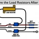 Wiring A Resistor For Led Lights   Wiring Diagrams Base   Led Load Resistor Wiring Diagram