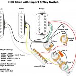 Wiring An Import 5 Way Switch | Guitar Mod Ideas | Pinterest   Hss Wiring Diagram