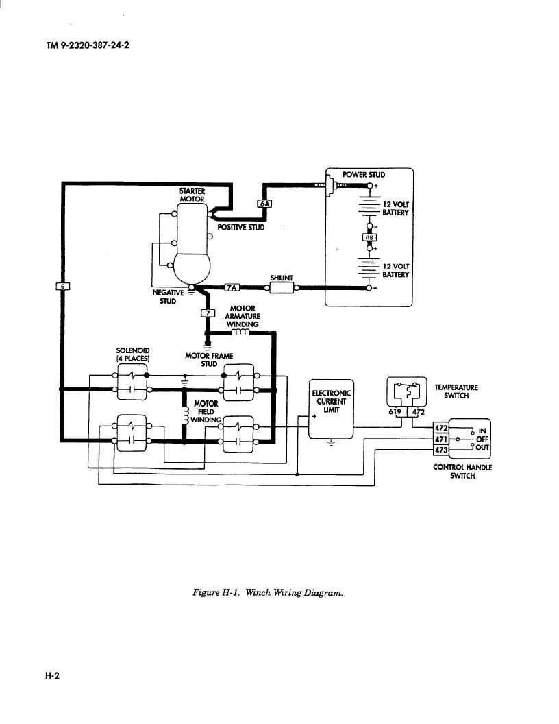 Wiring Diagram 12 Volt Electric Winch | Wiringdiagram - John Deere 318 Wiring Diagram