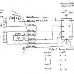 Wiring Diagram 230V Cscr Start Circuit   4 Wire Motor Wiring Diagram