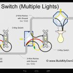 Wiring Diagram 3 Way Switch With 2 Lights For A Extraordinary 3Way   Three Way Light Switch Wiring Diagram