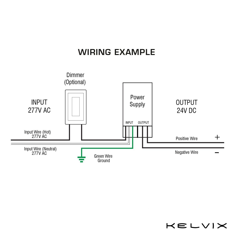 Wiring Diagram 480V Lighting Fixture   Wiring Diagram - 277 Volt Lighting Wiring Diagram