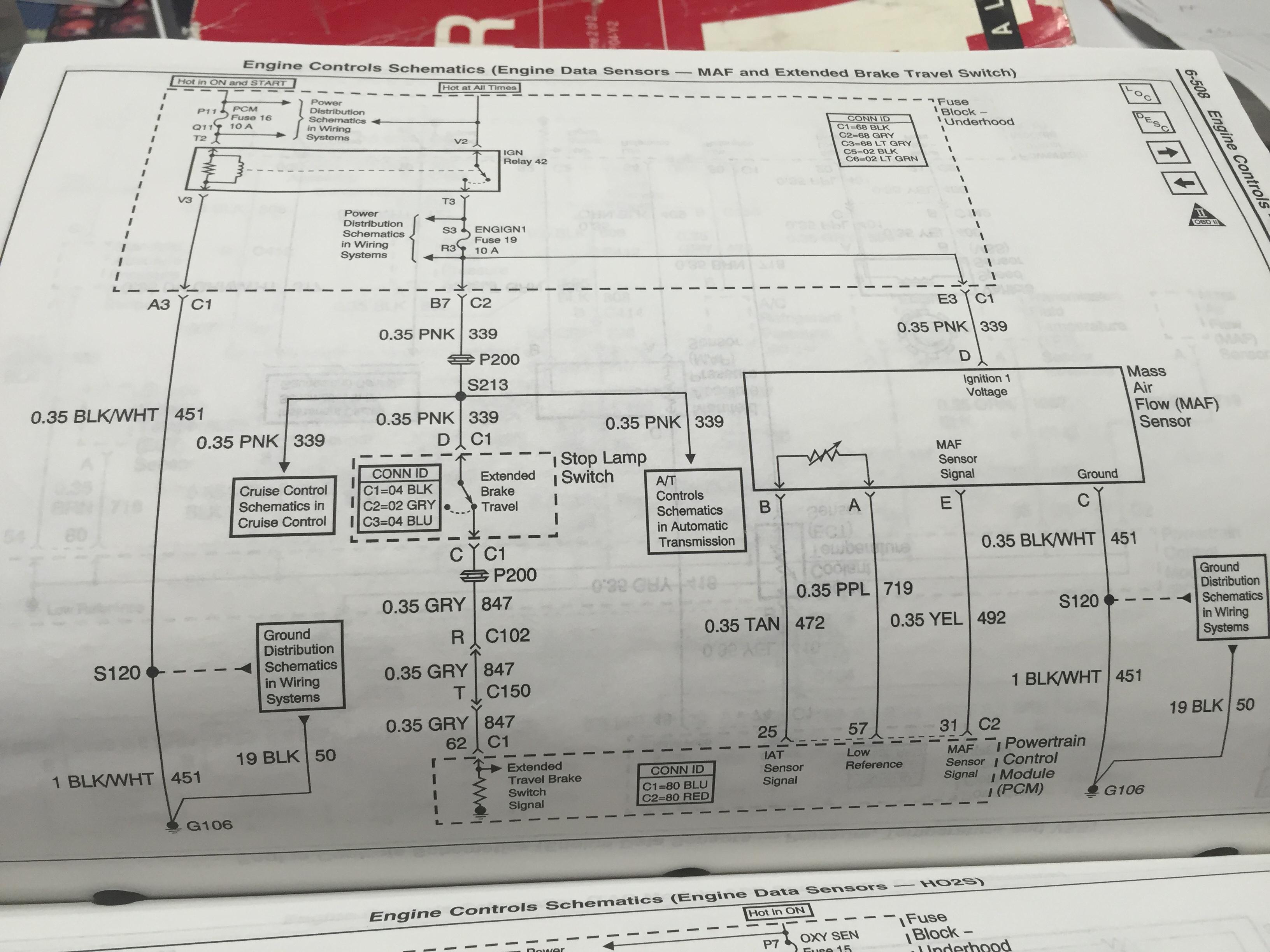 Wiring Diagram 8 1 Gm Mas Air Flow - All Wiring Diagram Data - Mass Air Flow Wiring Diagram
