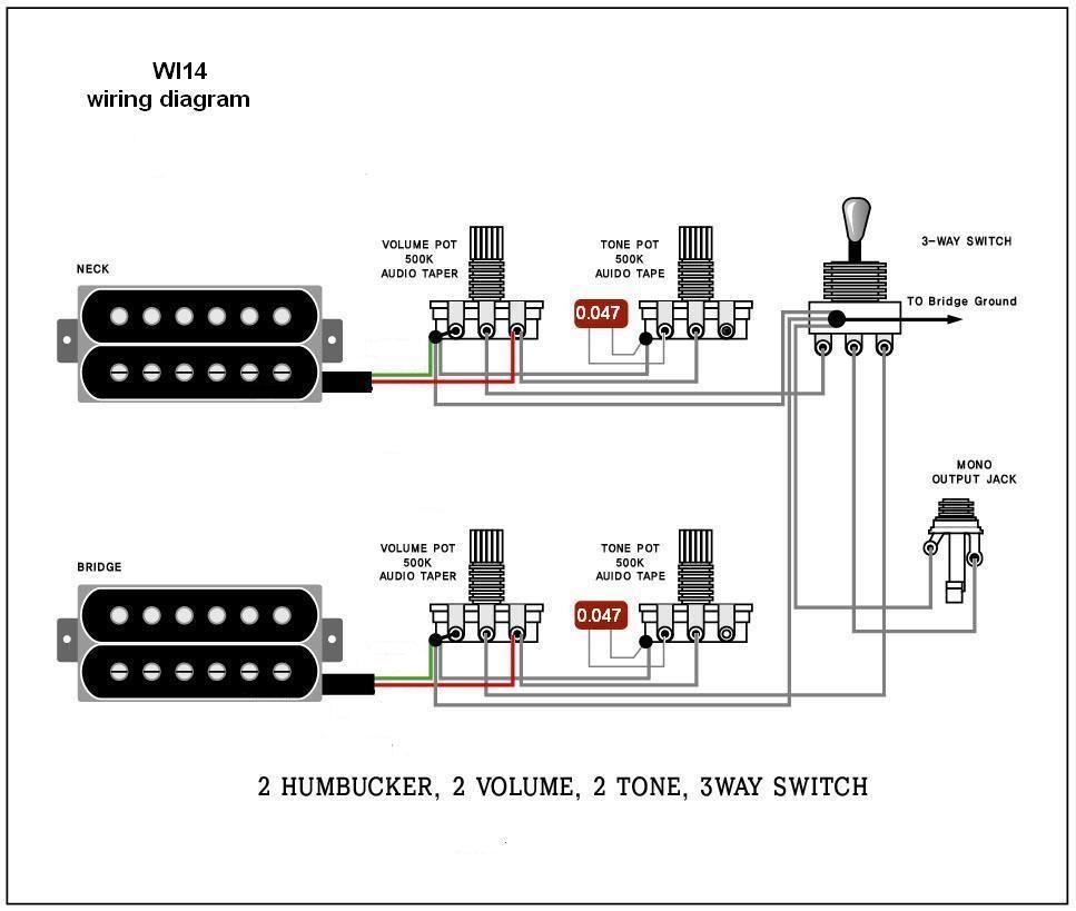 Wiring Diagram. Electric Guitar Wiring Diagrams And Schematics - Electric Guitar Wiring Diagram