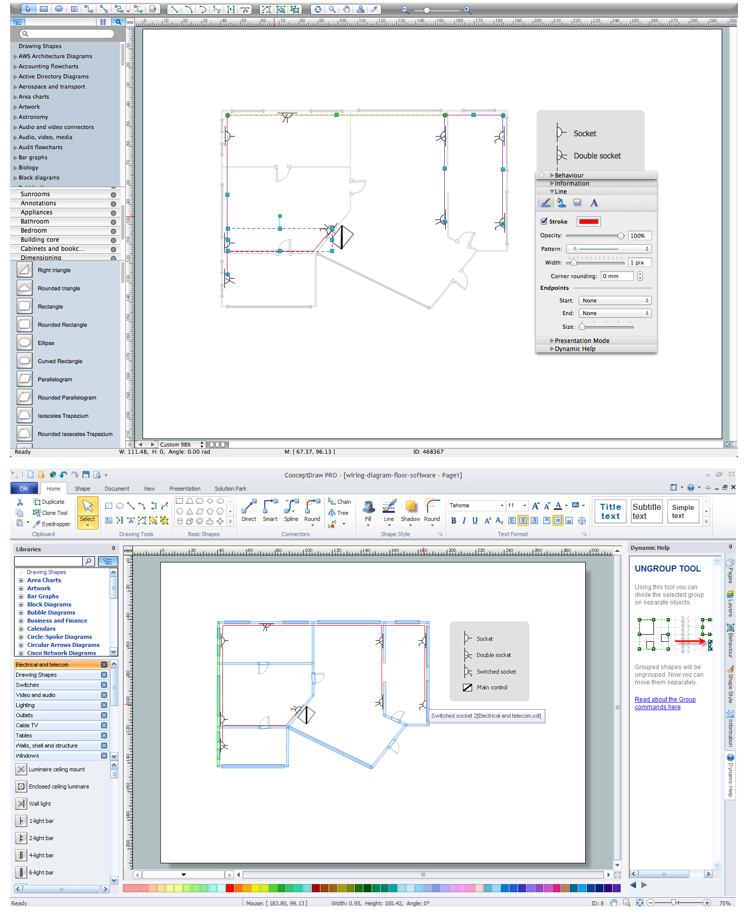 Wiring Diagram Floor Software - Wiring Diagram Maker