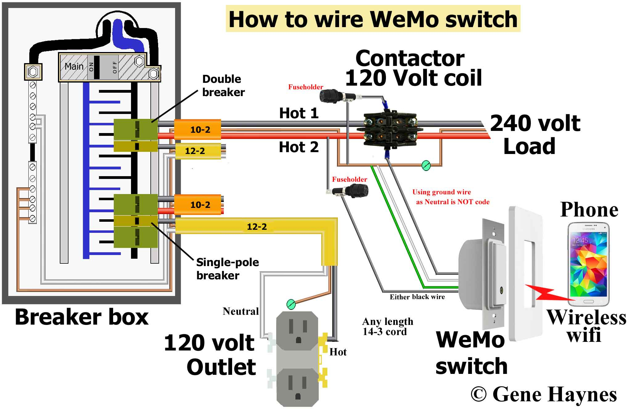 Wiring Diagram For 220 2 Pole Switch - Wiring Diagram Data Oreo - Wiring A Light Switch Diagram