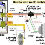 Wiring Diagram For 220 2 Pole Switch   Wiring Diagram Data Oreo   Wiring Diagram Light Switch