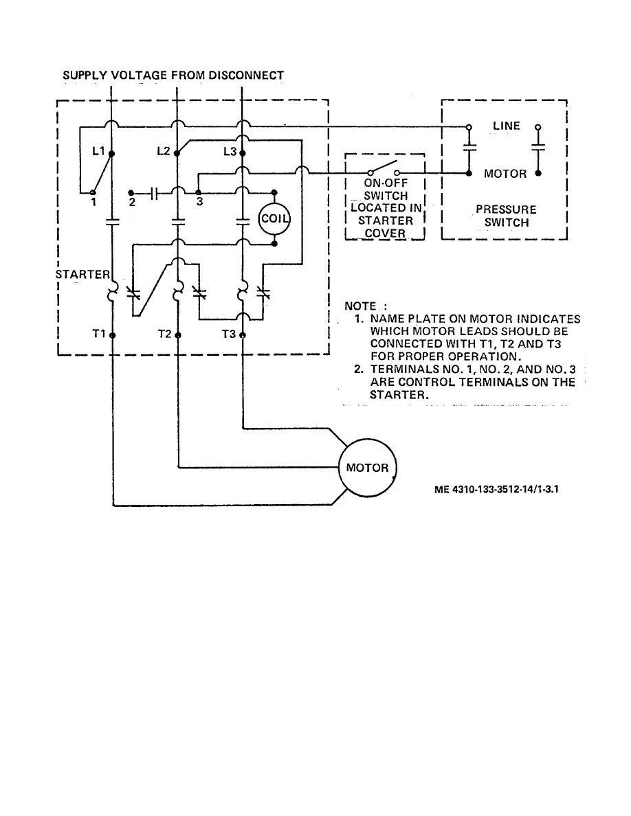 Wiring Diagram For Air Compressor Motor | Free Wiring Diagram - Air Compressor Pressure Switch Wiring Diagram
