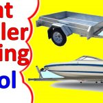 Wiring Diagram For Boat Trailers   Wiring Diagram Detailed   Boat Trailer Lights Wiring Diagram