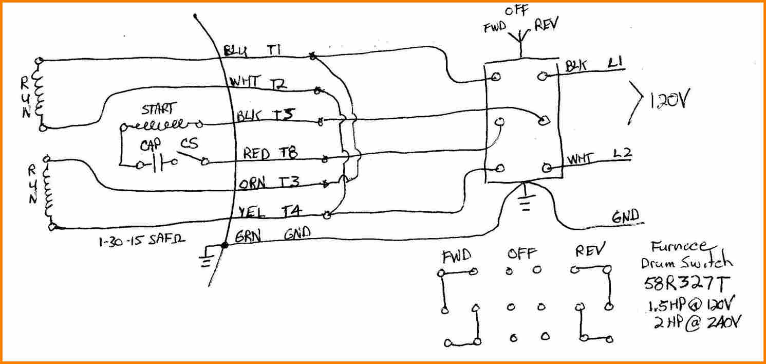 Wiring Diagram For Century Electric Motor - Lorestan - Century Motor Wiring Diagram