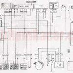 Wiring Diagram For Chinese Four Wheeler   Wiring Diagram Detailed   Chinese Atv Wiring Diagram