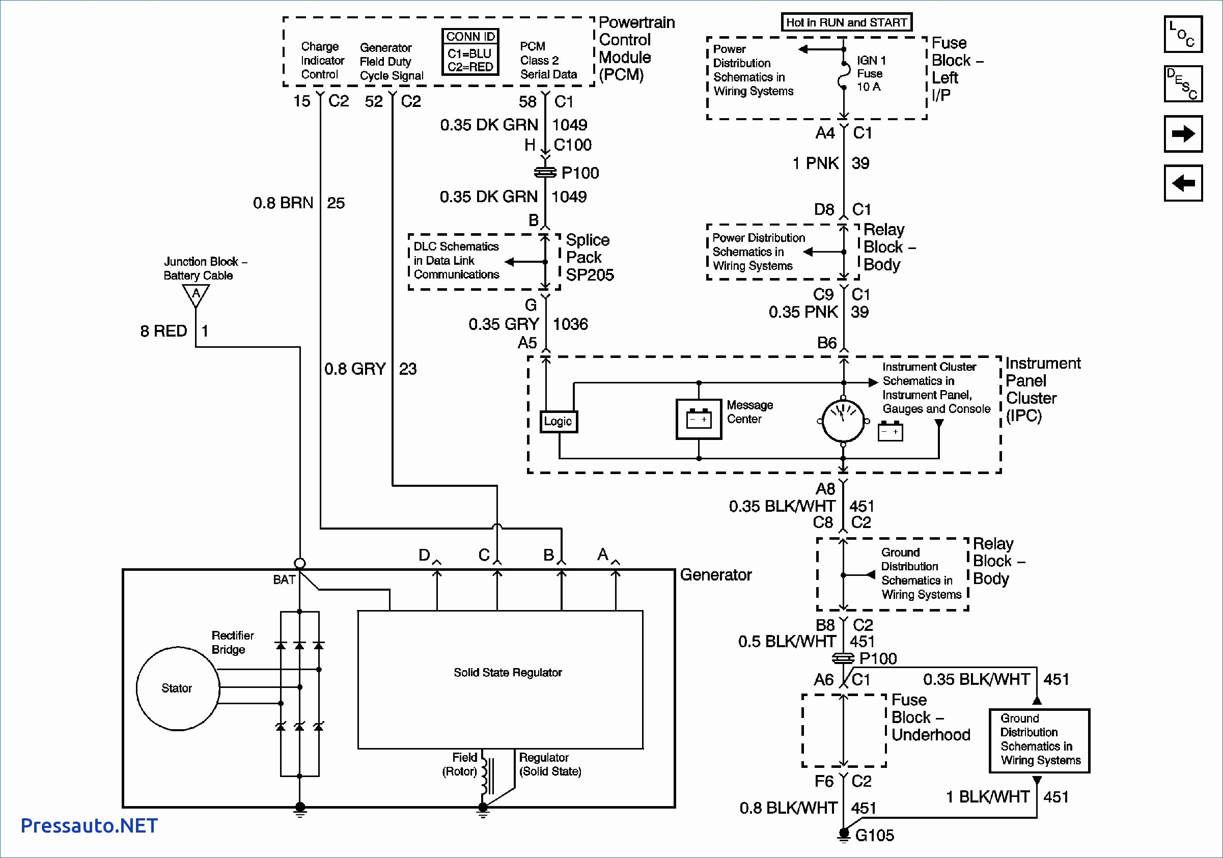 Wiring Diagram For Dual Alternators New Awesome 3 Wire Alternator - Dodge Alternator Wiring Diagram