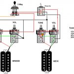 Wiring Diagram For Guitar Electric Diagrams   Wiring Diagram Detailed   Fender Telecaster Wiring Diagram