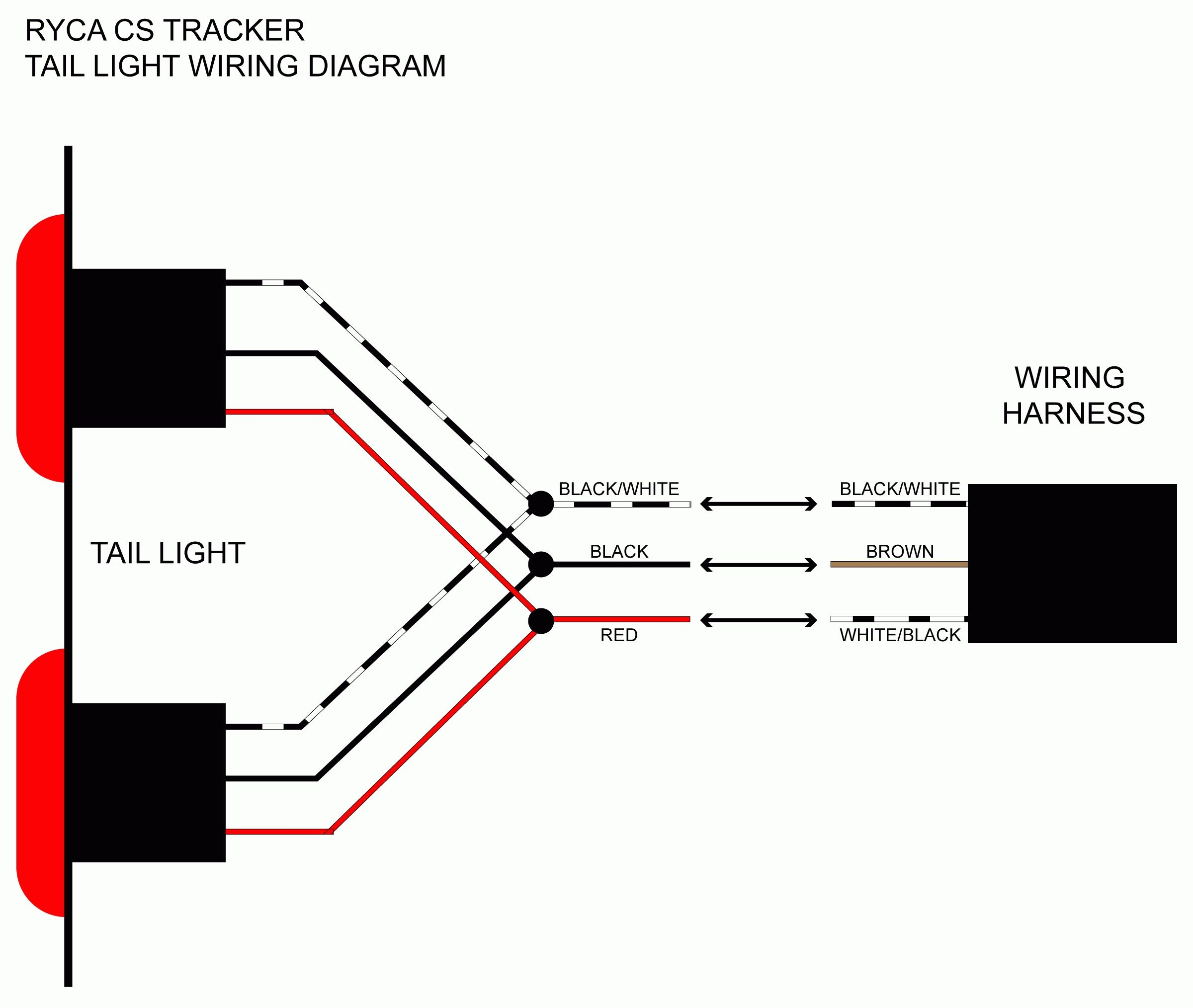 Wiring Diagram For Led Tail Lights Fitfathers Me Unusual Light And - Led Tail Lights Wiring Diagram