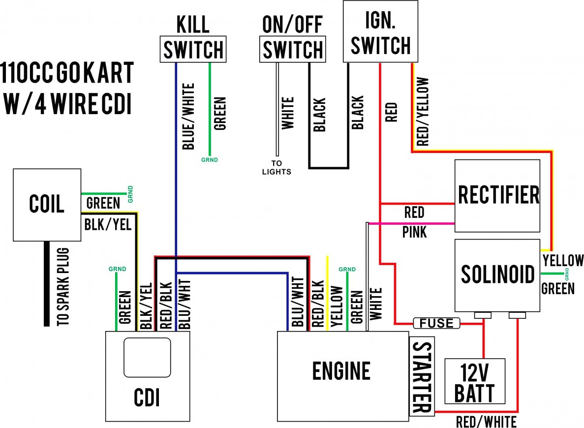 Wiring Diagram For Motorized Bicycle | Wiring Diagram - Motorized Bicycle Wiring Diagram