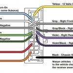 Wiring Diagram For Pioneer Avh X2800Bs   Wiring Diagram Detailed   Pioneer Avh X2800Bs Wiring Harness Diagram