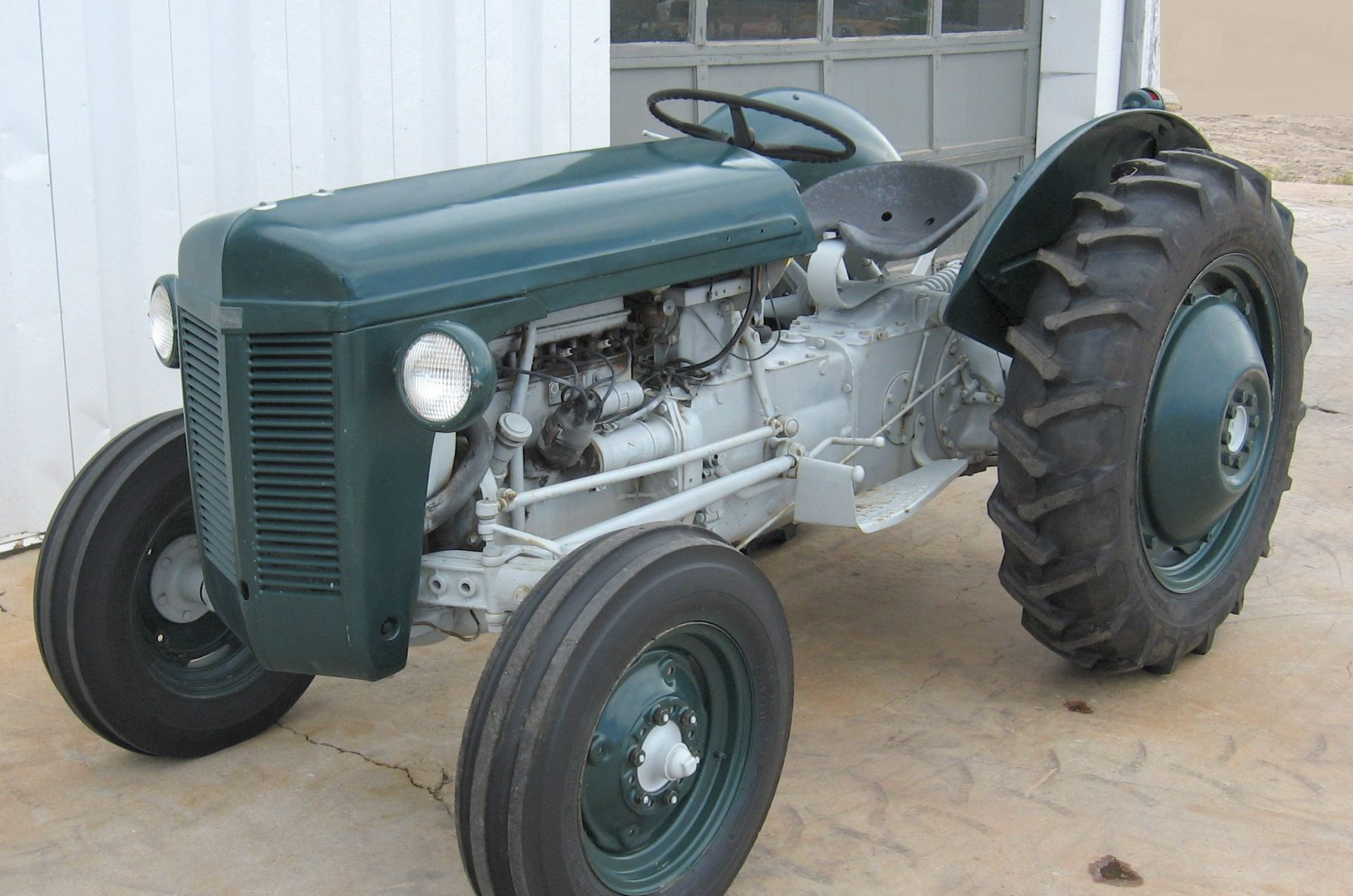 Wiring Diagram For To30 Ferguson Tractor   Wiring Diagram - Massey Ferguson Wiring Diagram