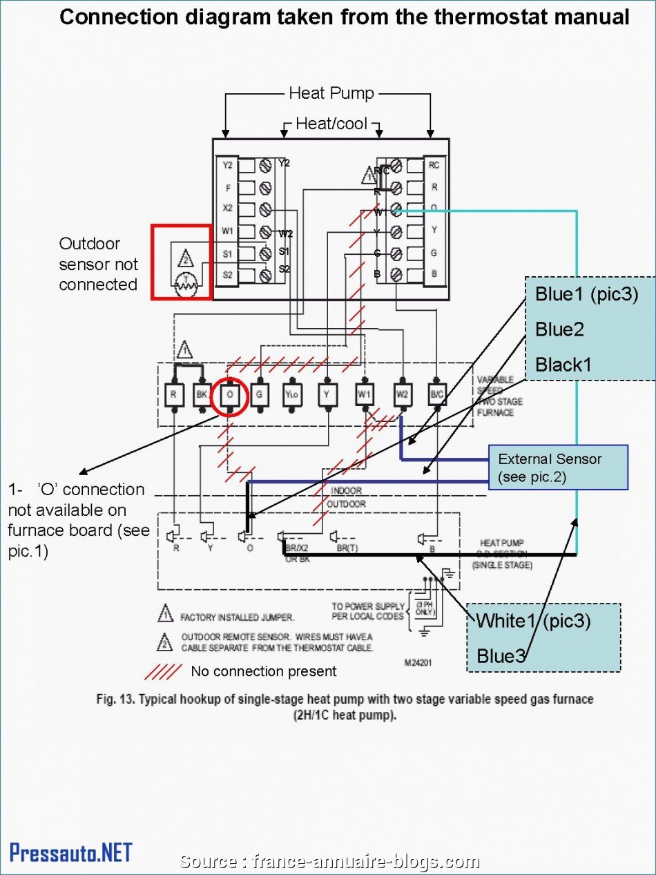 Wiring Diagram For Trane Thermostat - Data Wiring Diagram Site - Trane Thermostat Wiring Diagram