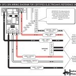 Wiring Diagram Gfci Breaker Example Of Wiring Diagram Gfci Outlet   2 Pole Gfci Breaker Wiring Diagram