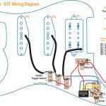 Wiring Diagram Of Electric Guitar   Wiring Diagram Detailed   Electric Guitar Wiring Diagram