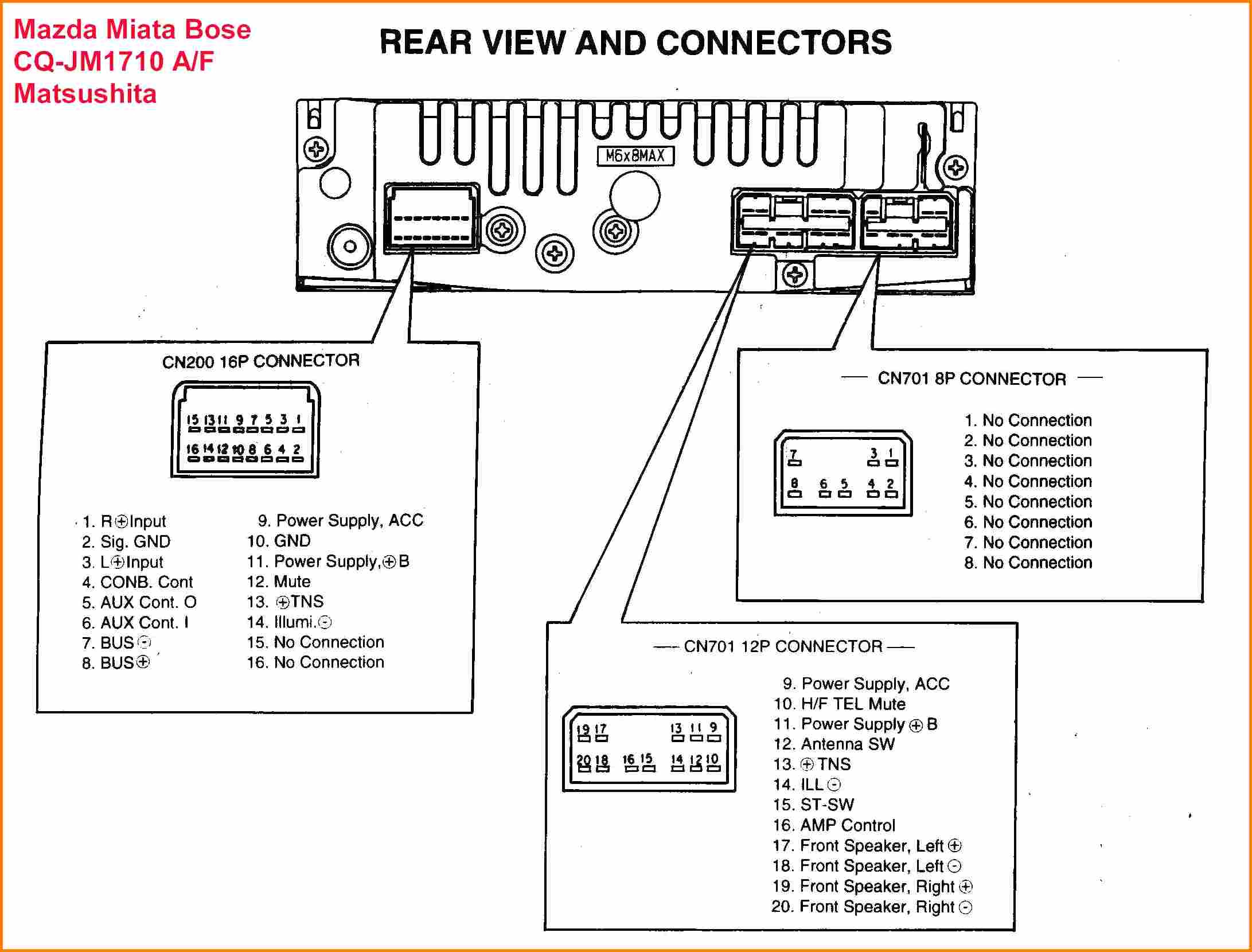Wiring Diagram Pioneer Deh X1810Ub Manual Fabulous Striking 4300Ub - Pioneer Deh-X1810Ub Wiring Diagram