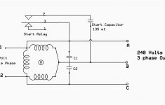 6 Lead Single Phase Motor Wiring Diagram