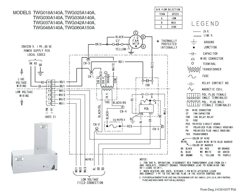 Wiring Diagram Trane Baystat239A - All Wiring Diagram Data - Trane Heat Pump Wiring Diagram