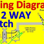 Wiring Diagram Two Gang Two Way Switch Sample Pdf 2 Gang Switch   2 Way Switch Wiring Diagram Pdf