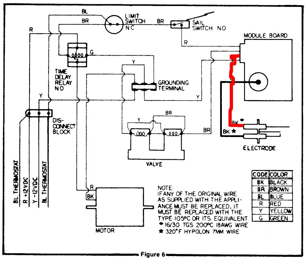 Wiring Diagram York Gas Furnace I Have