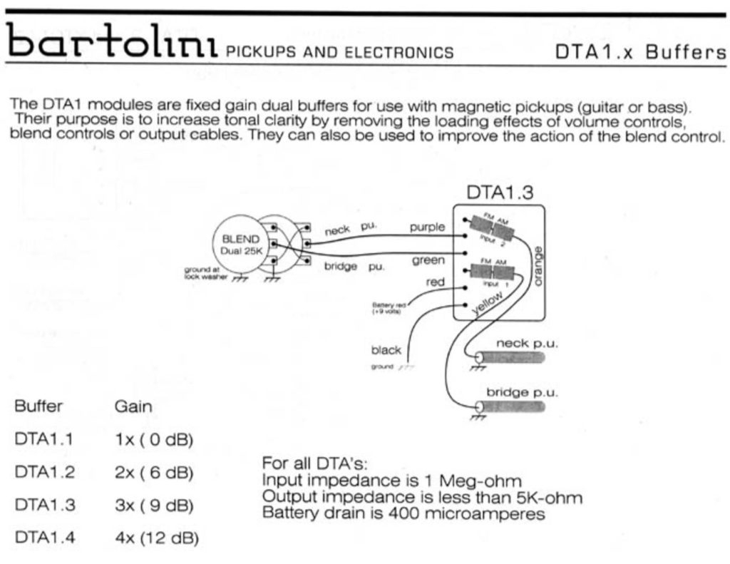Split Coil Humbucker Wiring Diagram
