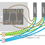 Wiring For A Single Loft Or Garage Light   3 Way Light Switch Wiring Diagram Multiple Lights