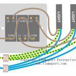 Wiring For A Single Loft Or Garage Light   Garage Wiring Diagram