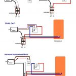 Wiring For Ac Condenser Fan Motor And Capacitor | Manual E Books   4 Wire Motor Wiring Diagram