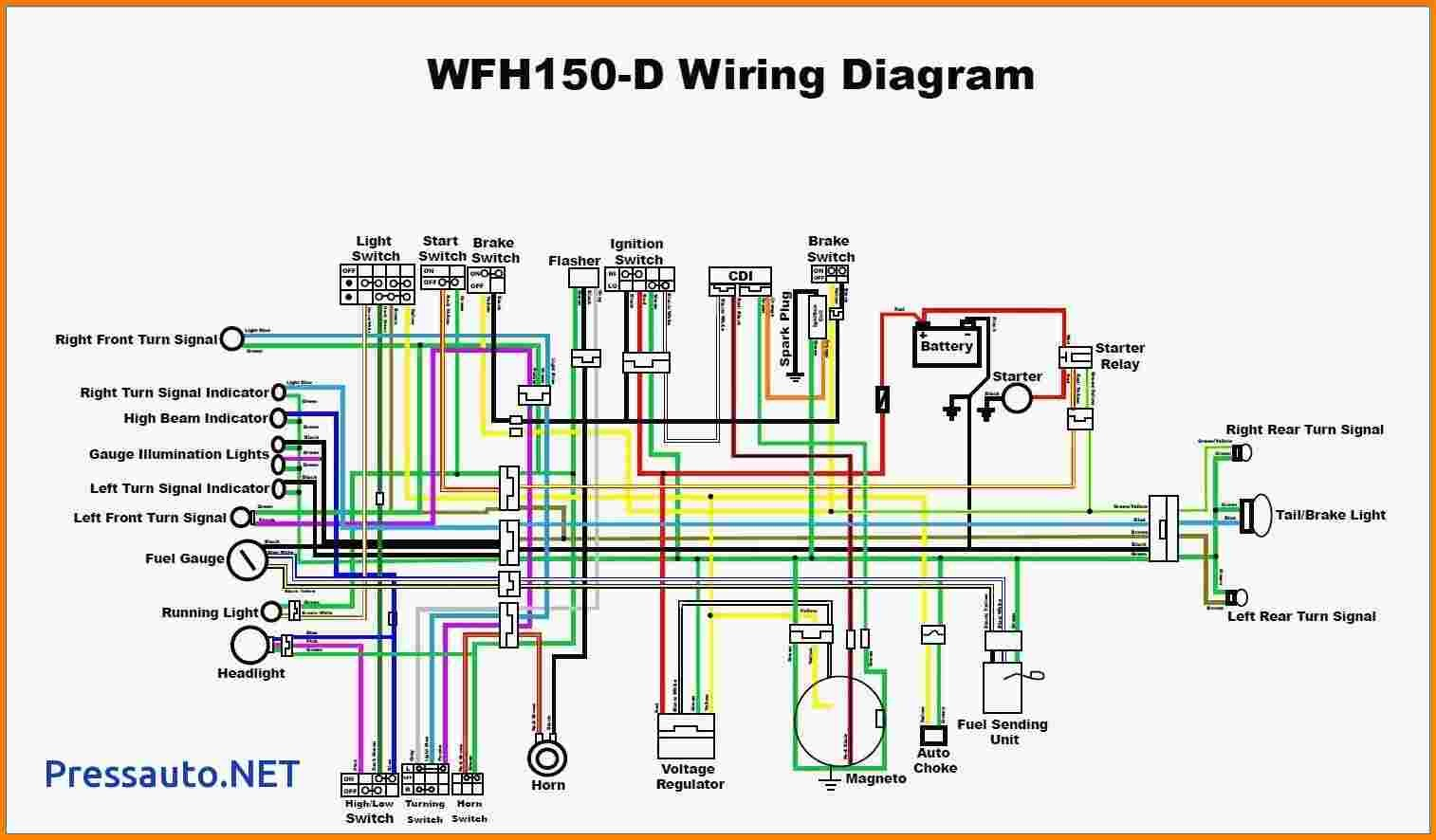 Wiring Harness For Chinese Atv - Wiring Diagram Detailed - Chinese Atv Wiring Diagram 110