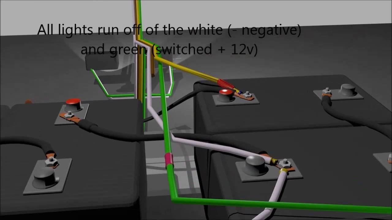 48 Volt Club Car Wiring Diagram