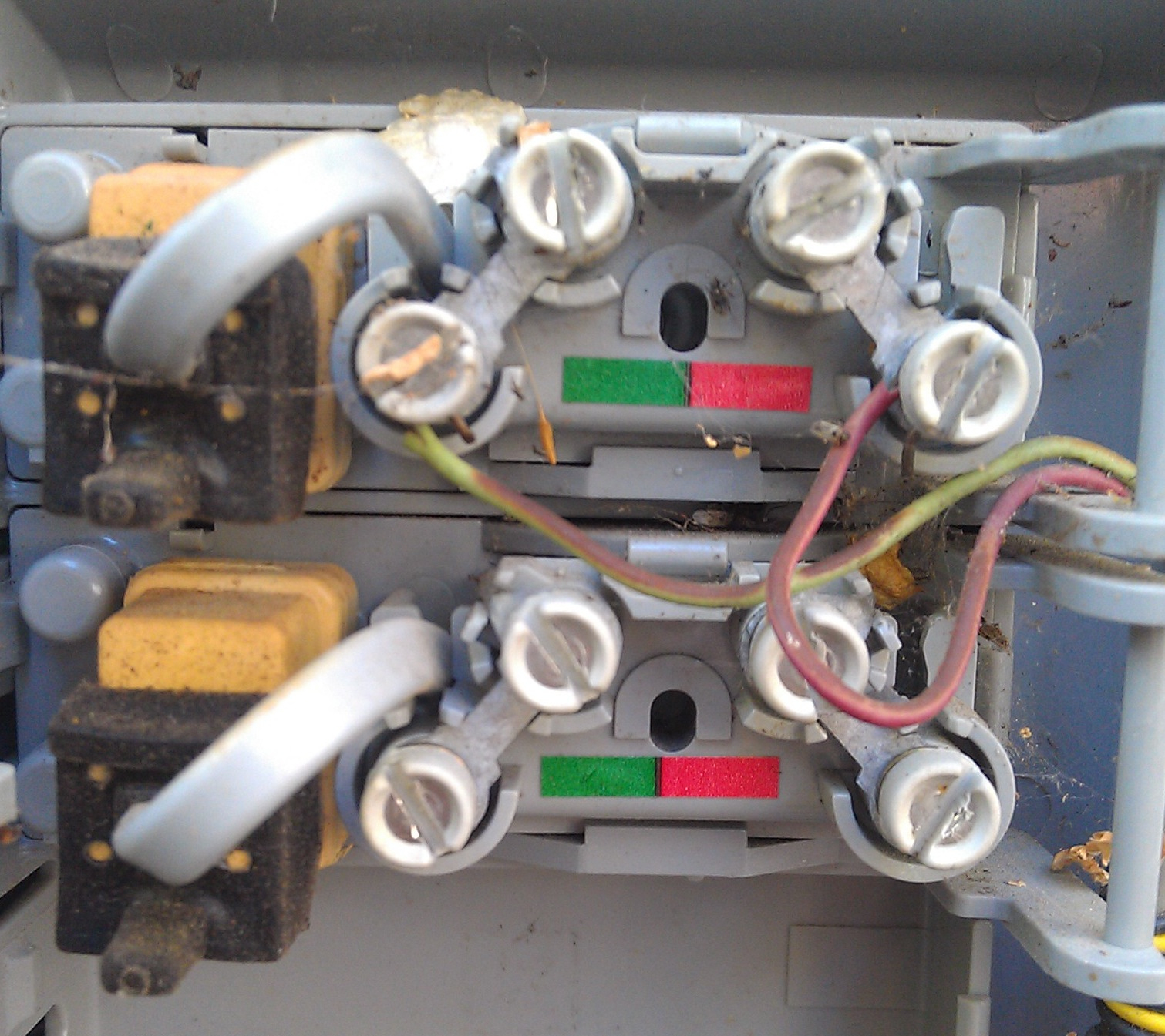 Wiring Outside Telephone Box - Wiring Diagrams Click - Telephone Junction Box Wiring Diagram