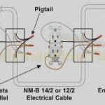 Wiring Receptacles In Parallel Diagram   Wiring Diagram Data   Receptacle Wiring Diagram