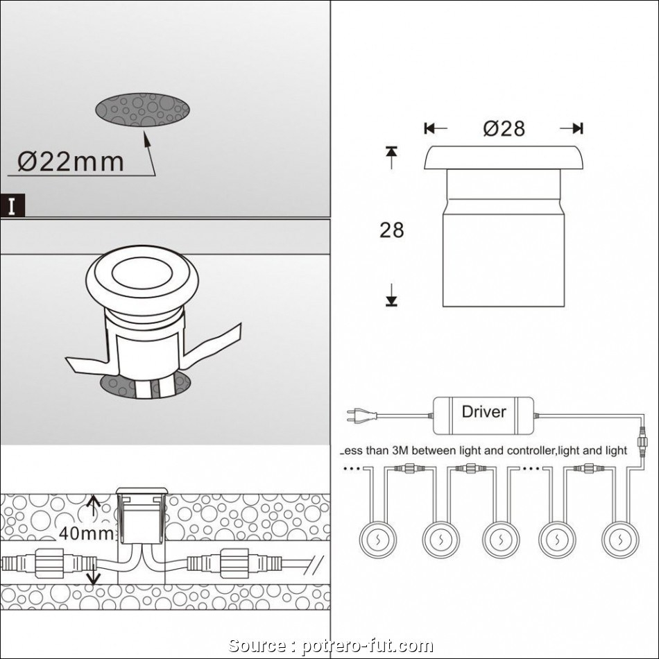 Wiring Recessed Lights In Parallel Diagram   Wiring Diagram - Wiring Recessed Lights In Parallel Diagram