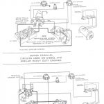 Wiring Schematic For Series Parallel Switch   Antique & Classic Mack   Parallel Wiring Diagram