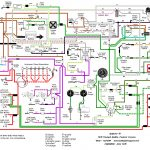 Wiring Schematics And Diagrams   Triumph Spitfire, Gt6, Herald   Wiring Diagram For