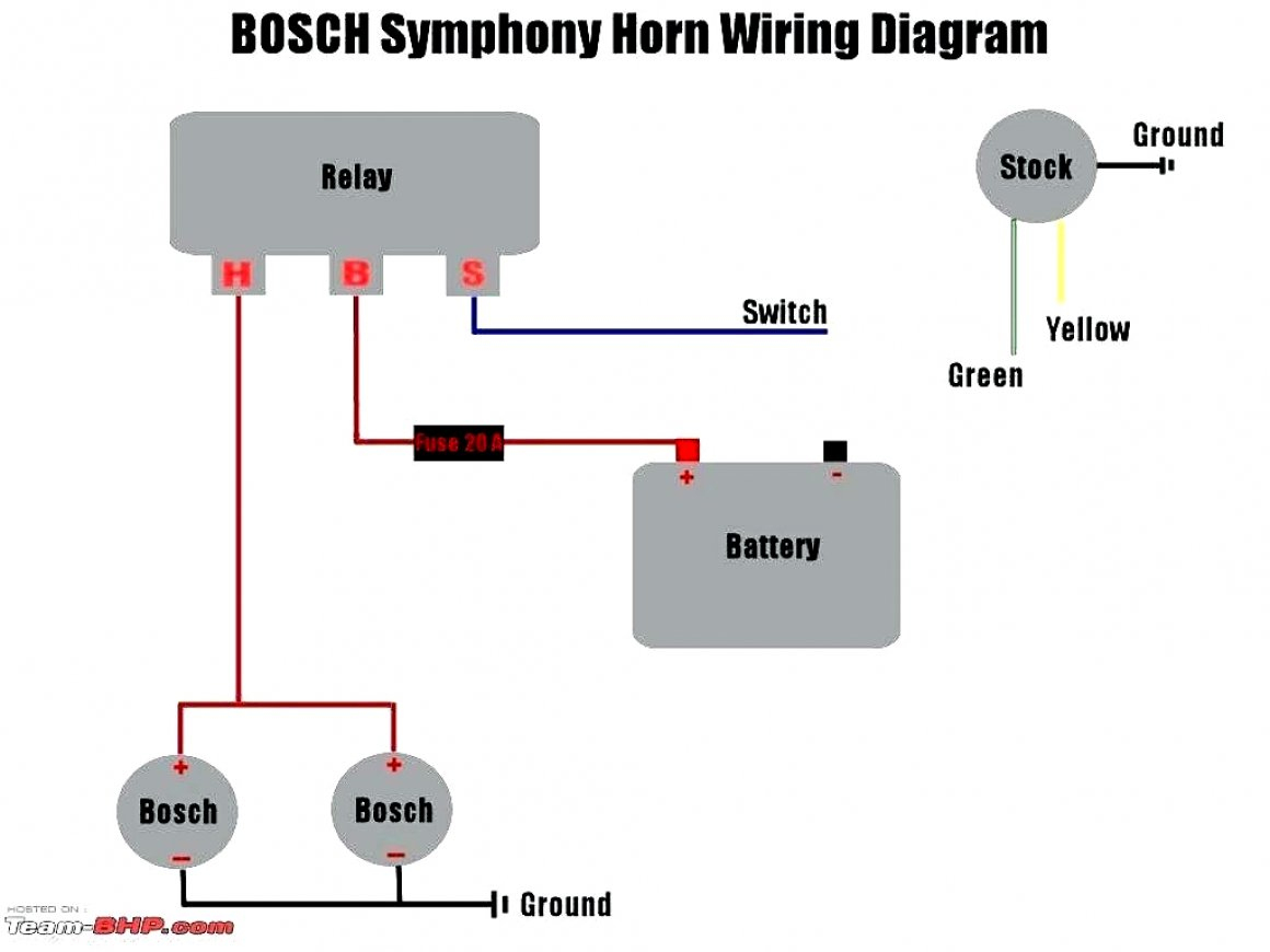 Wolo Train Horn Wiring Diagram | Wiring Diagram - Train Horn Wiring Diagram