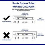 Wonderful Of Led Tube Light Wiring Diagram T8 Data   Wiring Diagram For Led Tube Lights